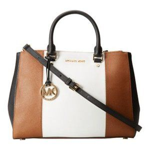 Large Michael Kors Sutton Satchel
